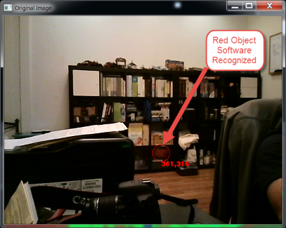 Welcome to RoboPapa Tracking Object Using OpenCV